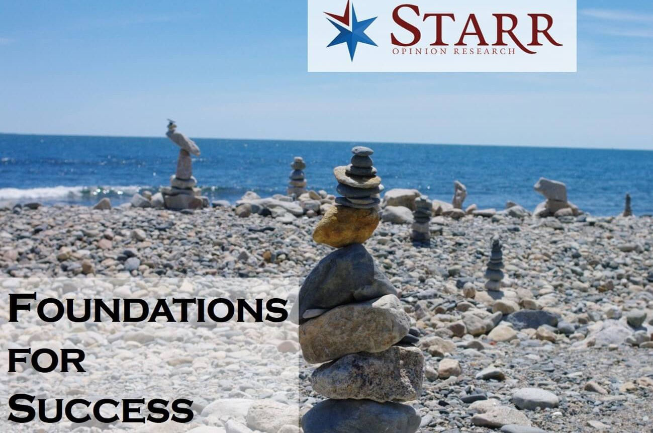 Starr Opinion Research develops Foundations for Success